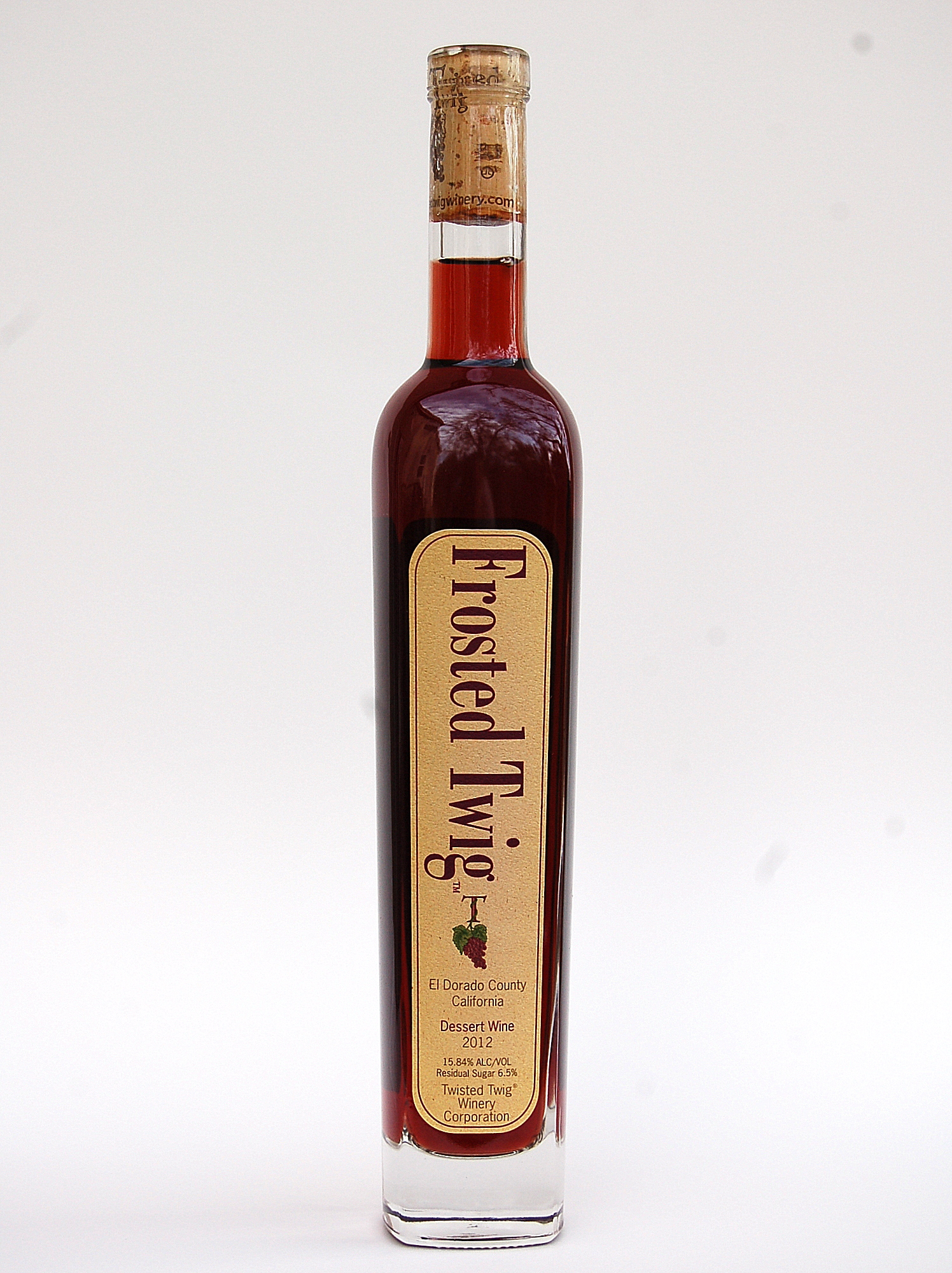 Frosted Twig Cherry Red Dessert Wine 2012