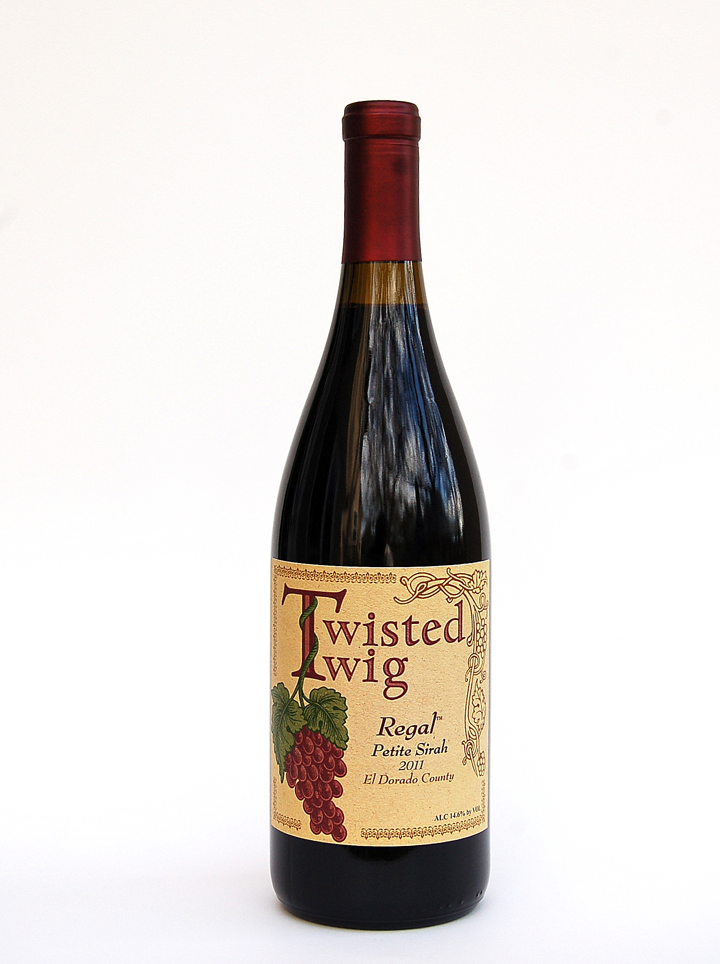 Twisted Twig Regal Petite Sirah 2011