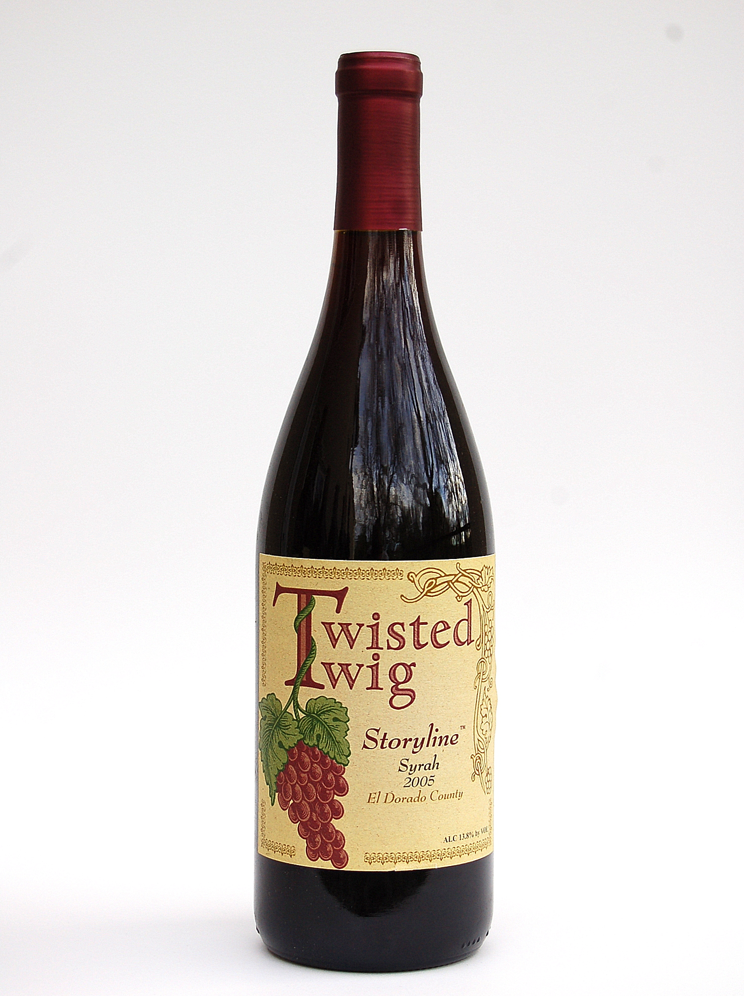 Twisted Twig Storyline Syrah 2005